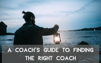 A Coach's Guide to Finding the Right Coach